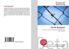 Portada del libro de Tarek Dergoul