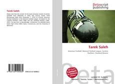 Portada del libro de Tarek Saleh