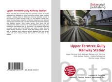 Upper Ferntree Gully Railway Station的封面