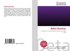 Portada del libro de Robin Ramírez