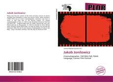 Bookcover of Jakob Jonilowicz