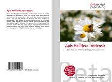Bookcover of Apis Mellifera Iberiensis