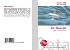 Capa do livro de Bari (Somalia)
