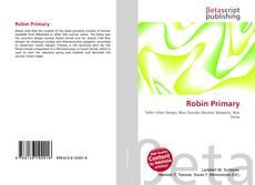 Copertina di Robin Primary