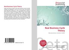 Bookcover of Real Business Cycle Theory