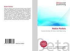 Bookcover of Robin Parkes
