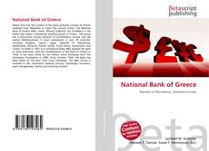 Couverture de National Bank of Greece