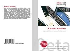 Capa do livro de Barbara Hammer