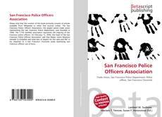 Portada del libro de San Francisco Police Officers Association