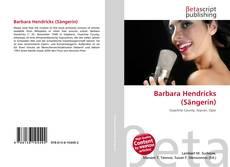 Capa do livro de Barbara Hendricks (Sängerin)