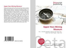Обложка Upper Harz Mining Museum