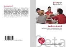 Buchcover von Barbara Imhof