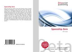 Bookcover of Spaceship Zero
