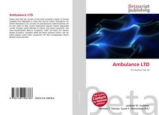 Couverture de Ambulance LTD