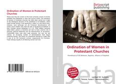 Portada del libro de Ordination of Women in Protestant Churches