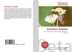 Capa do livro de Anthidium Amabile