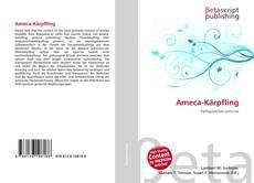 Обложка Ameca-Kärpfling