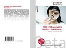 Bookcover of National Ayurvedic Medical Association
