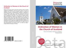 Обложка Ordination of Women in the Church of Scotland