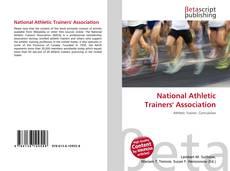 Capa do livro de National Athletic Trainers' Association