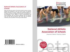 Bookcover of National Athletic Association of Schools
