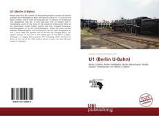 Buchcover von U1 (Berlin U-Bahn)