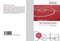 San Francisco Saints kitap kapağı