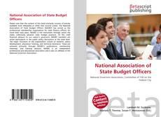Portada del libro de National Association of State Budget Officers
