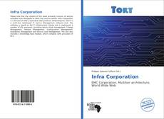 Infra Corporation kitap kapağı