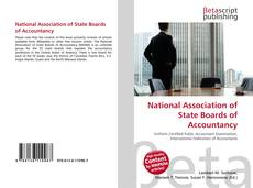 Copertina di National Association of State Boards of Accountancy