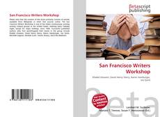 Bookcover of San Francisco Writers Workshop