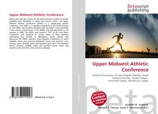 Upper Midwest Athletic Conference的封面