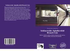 Buchcover von Schöneweide–Spindlersfeld Branch Line