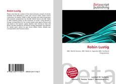 Обложка Robin Lustig