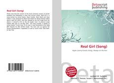 Bookcover of Real Girl (Song)
