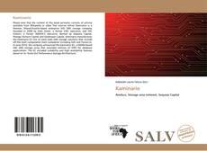 Bookcover of Kaminario