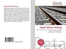 Upper Neckar Railway的封面