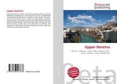Buchcover von Upper Neretva