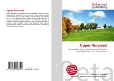 Portada del libro de Upper Norwood