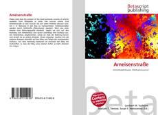 Bookcover of Ameisenstraße