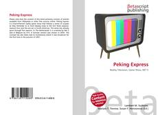 Bookcover of Peking Express