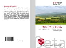 Bookcover of Belmont-lès-Darney