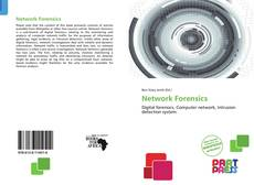 Bookcover of Network Forensics
