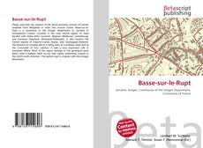 Bookcover of Basse-sur-le-Rupt