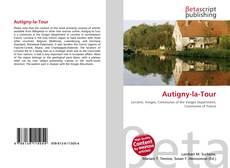 Bookcover of Autigny-la-Tour