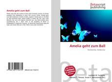Bookcover of Amelia geht zum Ball