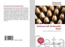Обложка Ordnance QF 25-Pounder Short