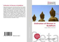 Обложка Ordination of Women in Buddhism