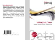 Bookcover of Peithagoras (Seer)