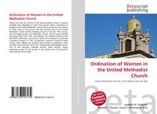 Обложка Ordination of Women in the United Methodist Church